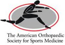 The American Orthopaedic Society for Sports Medicine logo