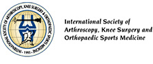 International Society of Arthroscopy, Knee Surgery and Orthopaedic Sports Medicine logo