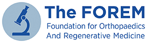The Foundation for Orthopaedics and Regenerative Medicine